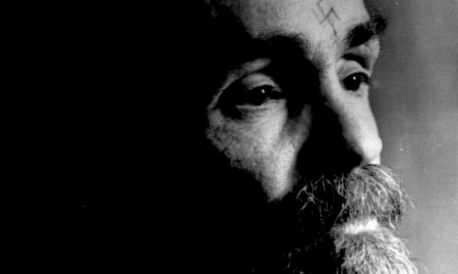 Charles Manson, seen in 1989.
