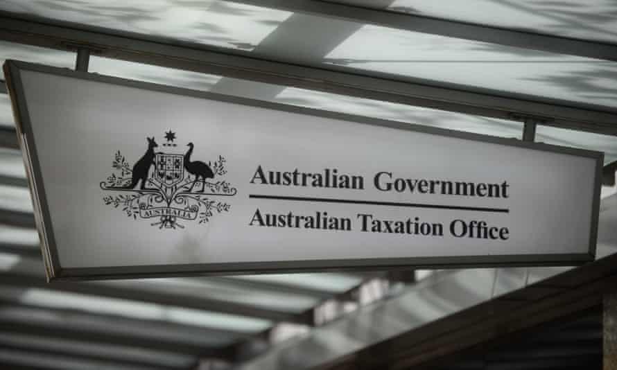 The sign of an Australian Taxation Office