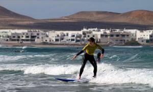 Surf School, Lanzarote