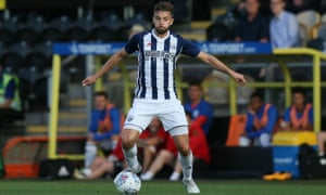 West Bromwich Albion's Jay Rodriguez