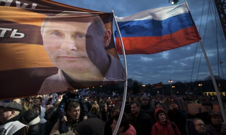 'A harsh but just ruler': what do Russians think about Putin?