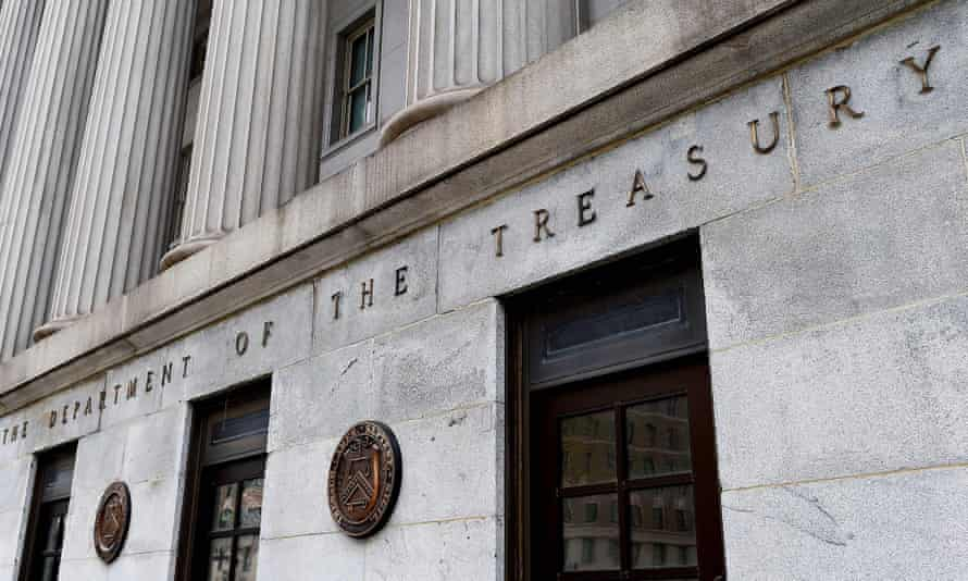 The US Department of the Treasury was just one of the federal agencies targeted by hackers who are believed to have ties to Russia.