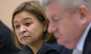 ABC managing director Michelle Guthrie