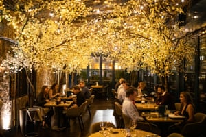 Legna, Birmingham: 'I can think of few prettier restaurants in the past 12 months.'