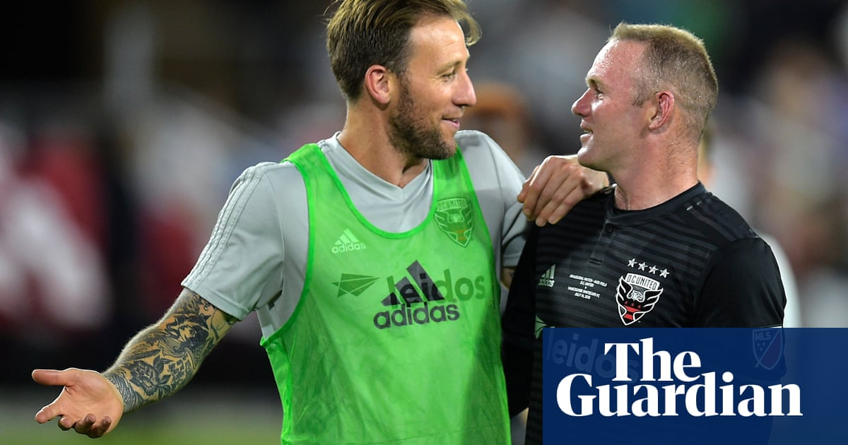 4b68fceb2cb Wayne Rooney shines as he makes MLS debut at a club in need of a boost