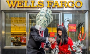 Wells Fargo banking scandal a financial crisis we can finally