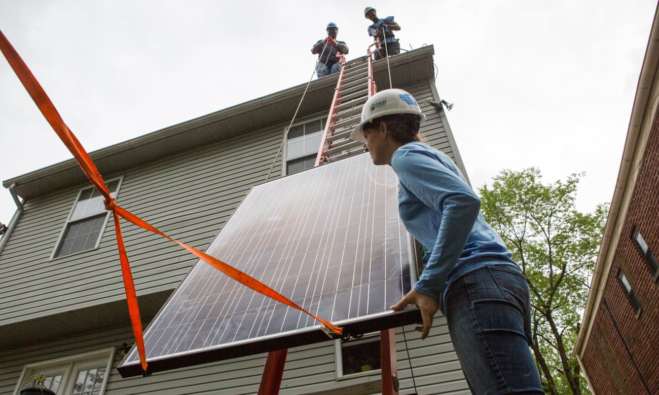 Here Comes The Sun Us Solar Power Market Hits All Time