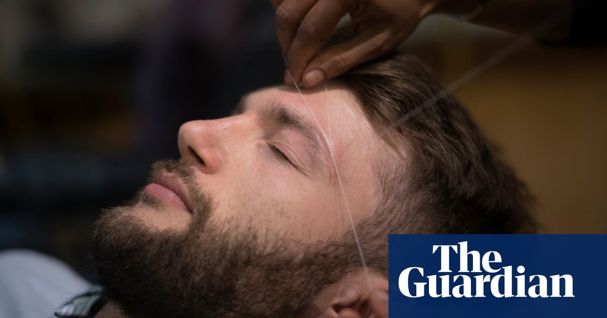 Threaded Bliss Why More Men Are Getting Their Eyebrows Shaped