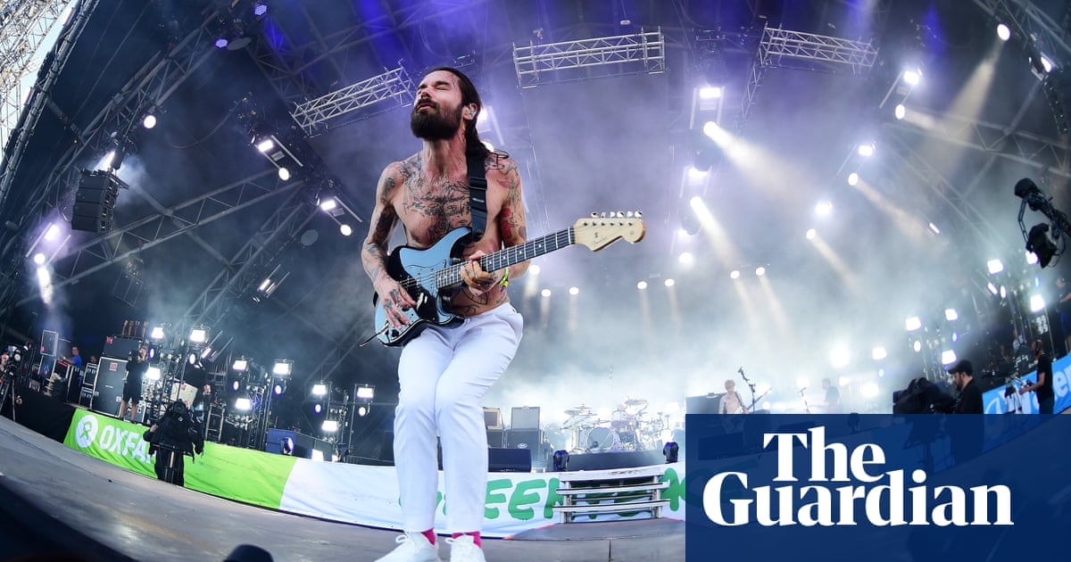Biffy Clyro: In grief, you feel a dozen different things every day