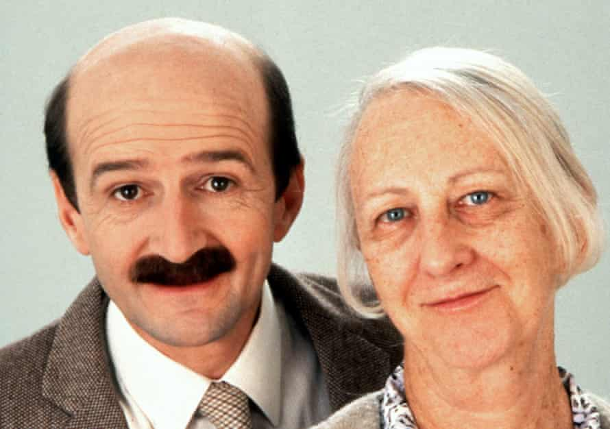 Australian comedy series 'Mother and Son' starring Ruth Cracknell and Garry MacDonald.