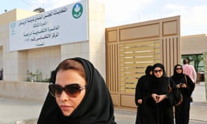Saudi women head to polls in municipal elections for the first time.