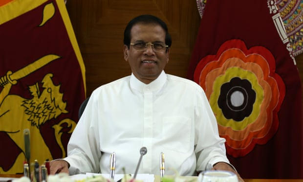 Sri Lanka's supreme court suspends president's decision to dissolve parliament
