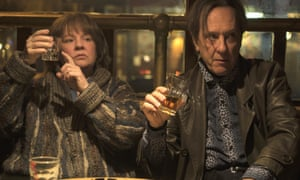 Pathetic friend … Richard E Grant with Melissa McCarthy in Can You Ever Forgive Me?