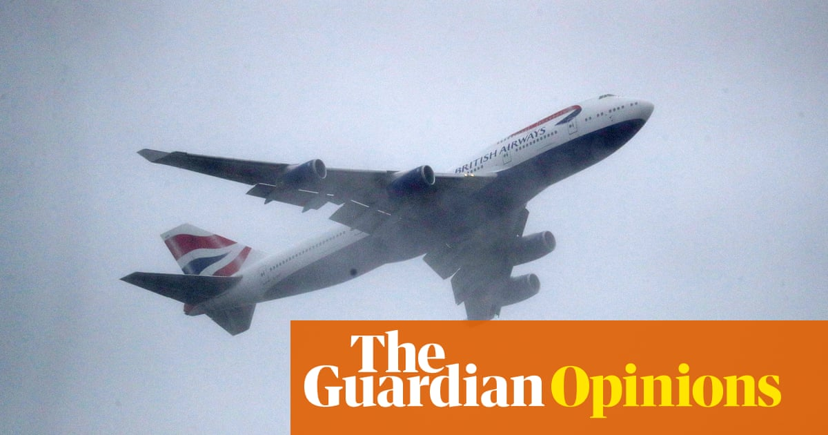 The Guardian view on the government's net-zero targets: too much hot air
