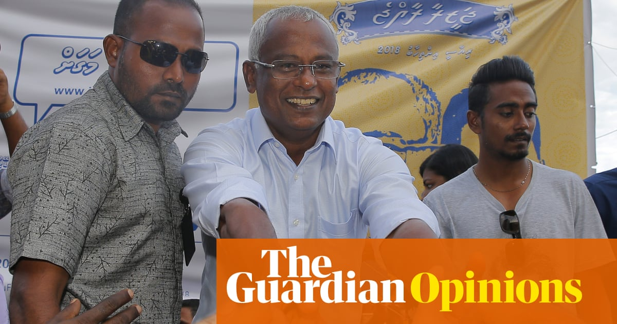 The Maldives has another shot at democracy – but it needs help | JJ Robinson | Opinion | The Guardian