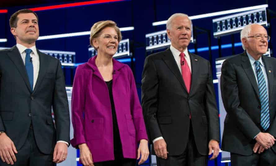 Pete Buttigieg, Elizabeth Warren, Joe Biden and Bernie Sanders have threatened to skip the Democratic debate, along with Amy Klobuchar, Tom Steyer and Andrew Yang.