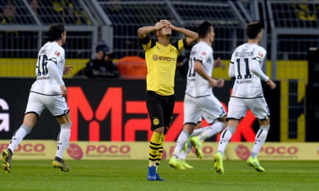 Will Dortmund stutter prove a useful lesson or open the door for Bayern?   Andy Brassell
