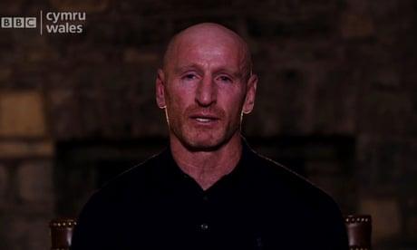 'I've got HIV and it's OK': Gareth Thomas aims to tackle stigma – video