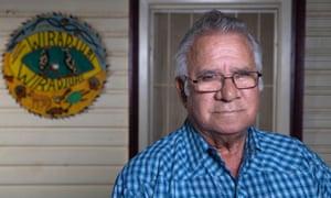 Wiradjuri elder Stan Grant
