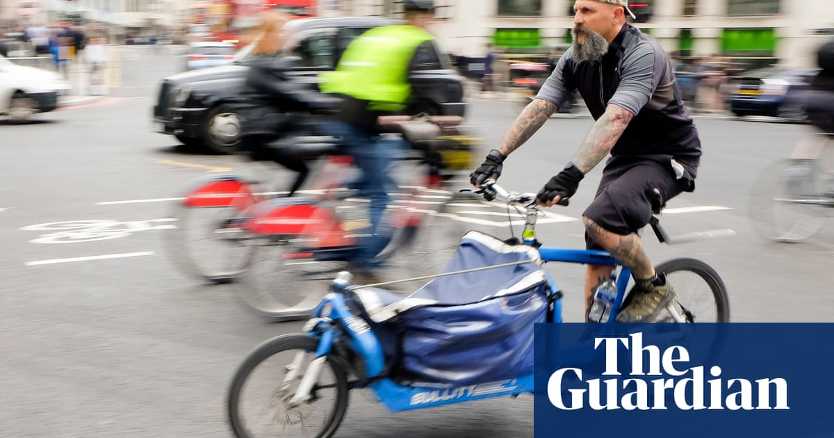 Cycling brands gear up for rapid growth in UK cargo bike market