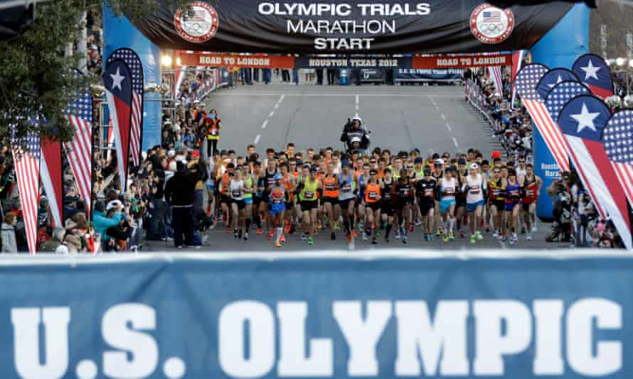 US Olympic marathon trials