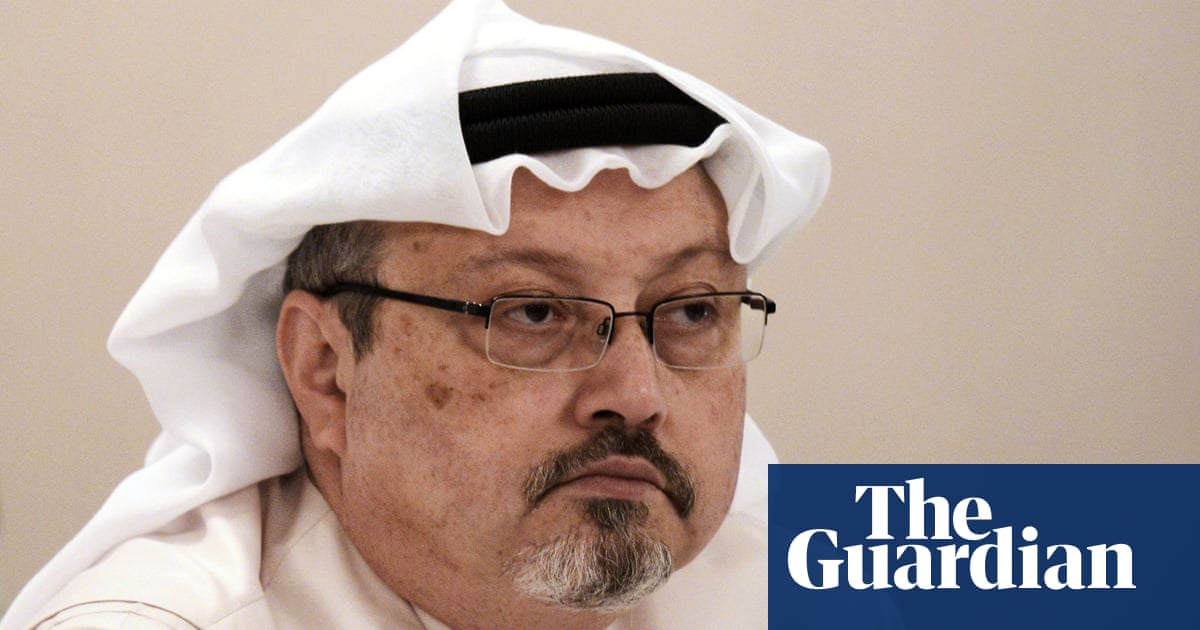 Turkey charges 20 Saudis over Jamal Khashoggi murder | World news | The Guardian