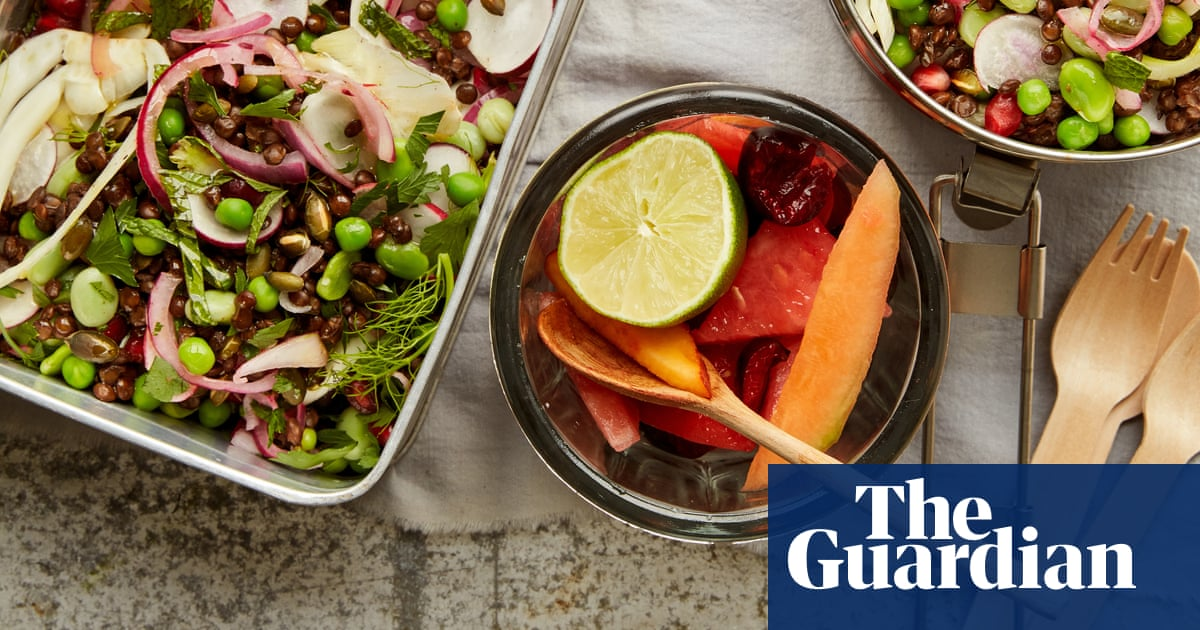 Good to go: Anna Jones recipes to take on a trip | The Modern Cook