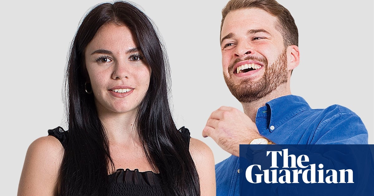 Blind date: 'His laugh was the loudest I've ever heard'