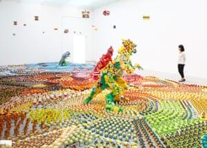 Hiroshi Fuji's Jurassic Plastic
