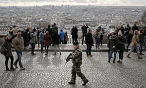 Thousands of troops on Paris streets but are they France's