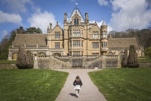 'The National Trust's job isn't just about the physical preservation of old country houses and lovely English coastlines, it's about the preservation of good old-fashioned tradition.'