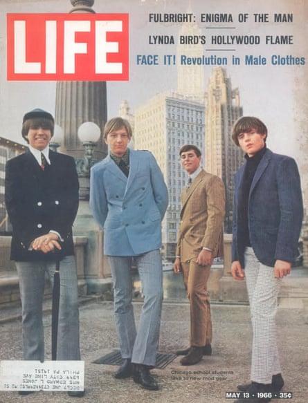 Mod fashion makes it to America … LIFE magazine 13 May 1966.