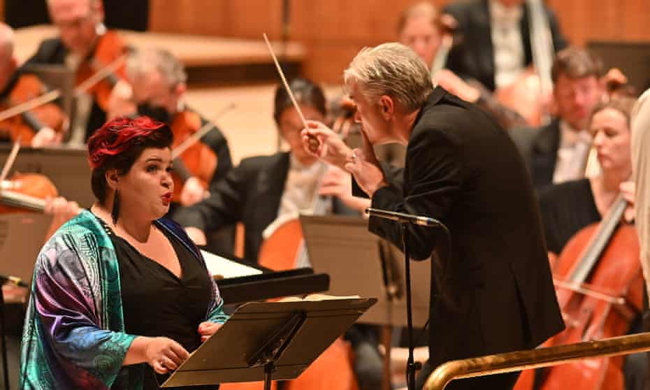 The LPO conducted by Edward Gardner perform Michael Tippett's The Midsummer Marriage