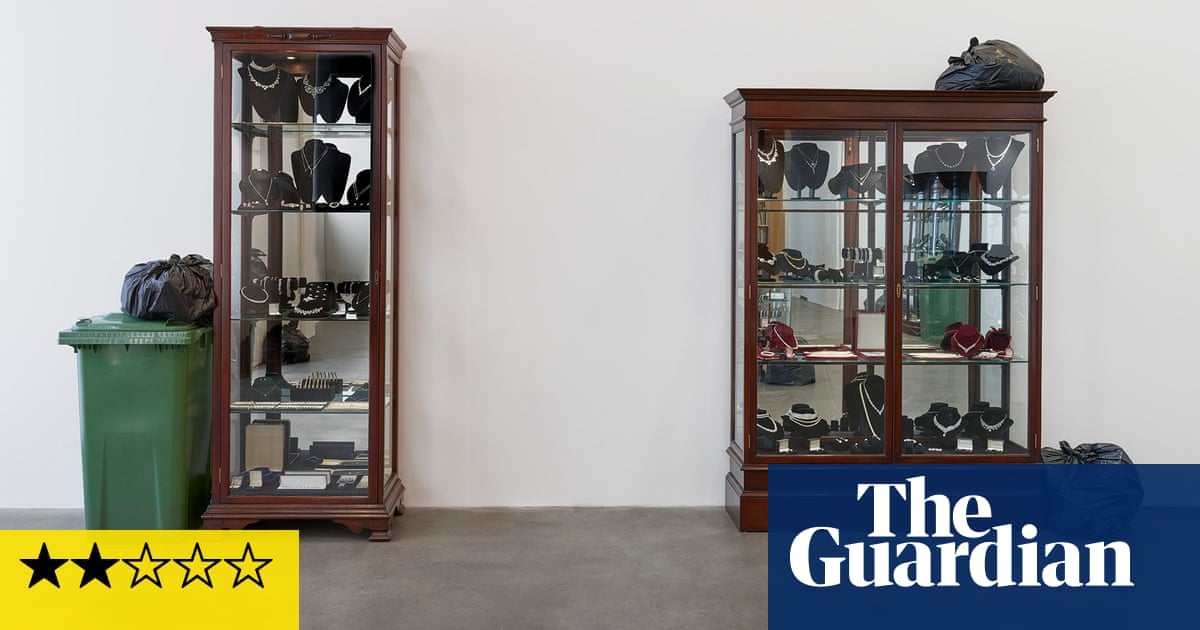 'It's the gallery staff I worry about': Damien Hirst's Gagosian takeover – review