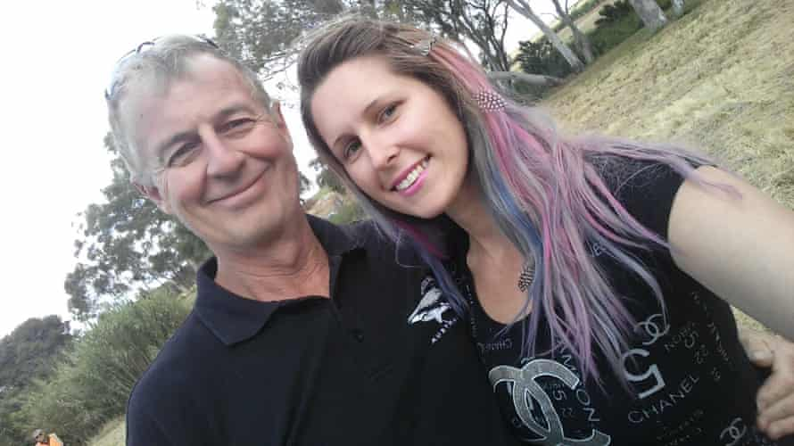 Mike and Alyce in 2017