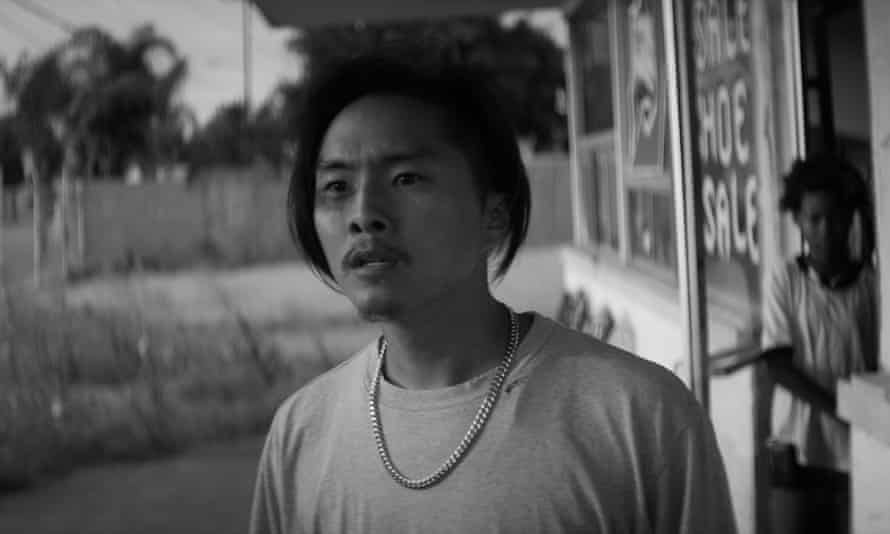 'Finds a tone all of his own': writer, director and actor Justin Chon in Gook