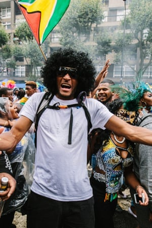 """<strong>This guy was having a great time!</strong><br>Photograph: <a href=""""https://witness.theguardian.com/assignment/55deeea5e4b0778f0c23e764/1689667"""">jaredpasamar/GuardianWitness</a>"""