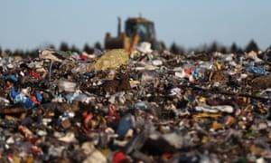 The Yadrovo landfill.