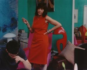 The Red Sheath, 2001, Tina Barney