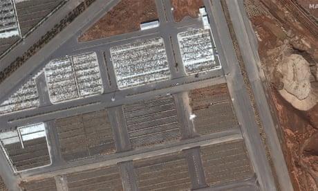 Satellite images show Iran has built mass graves amid coronavirus outbreak
