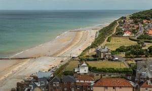 Cromer beach, Norfolk.