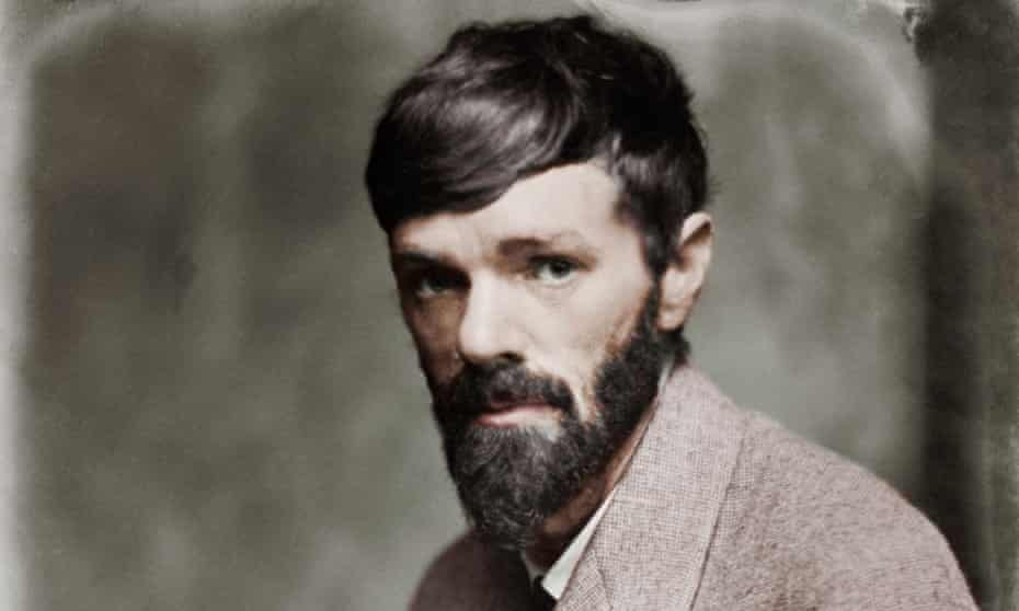 DH Lawrence: 'nothing if not convinced of his moral superiority'