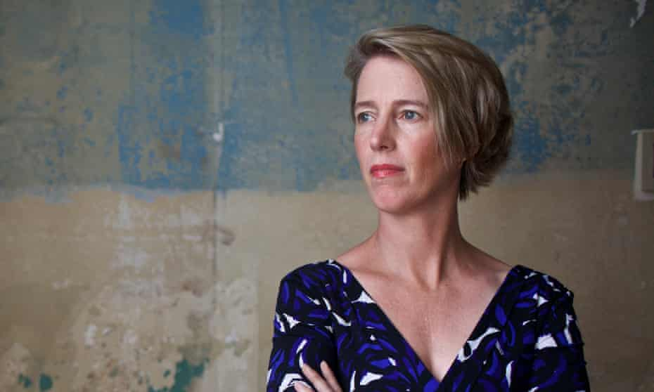 Zephyr Teachout at her campaign headquarters.