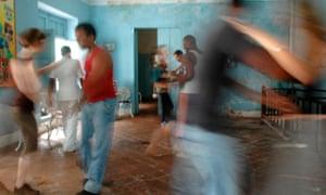Salsa lessons in Havana