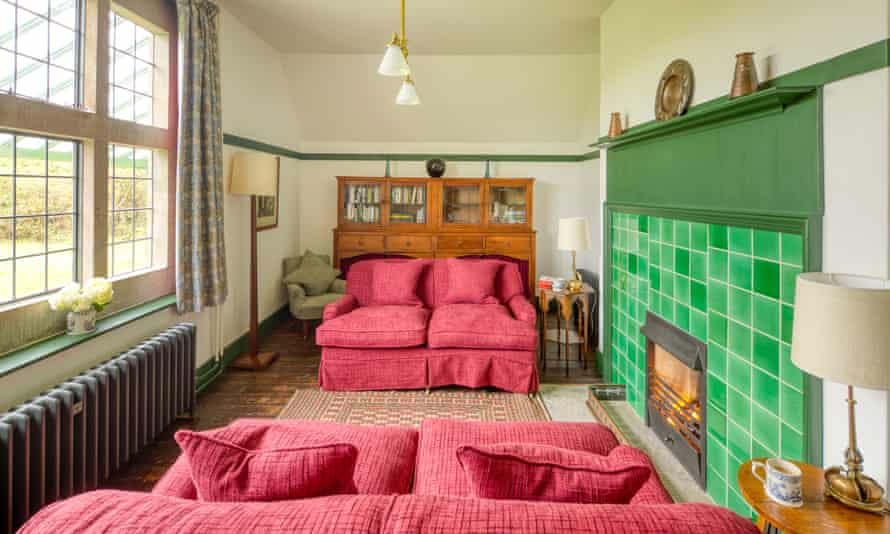Lounge at Winsford Cottage Hospital