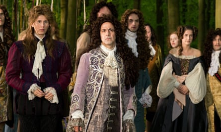 Stanley Tucci as the Duc d'Orléans in A Little Chaos