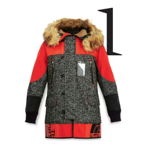 Coat, £2,000, Junya Watanabe x North Face, matchesfashion.com