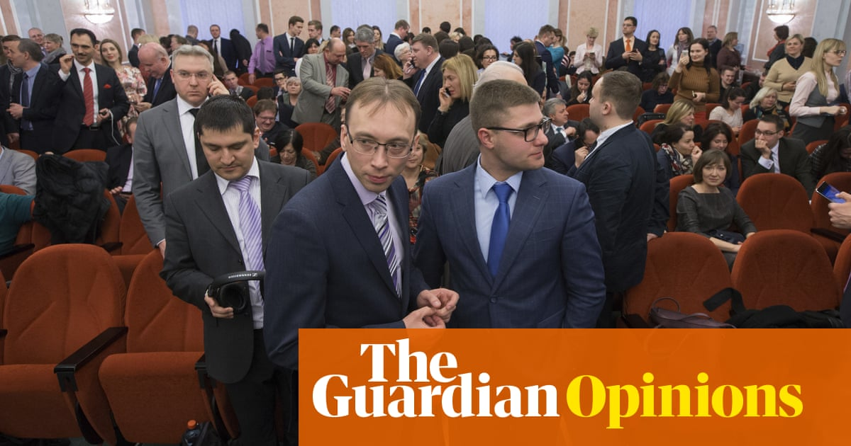 Why Putin's persecution of Jehovah's Witnesses should worry us