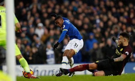 Guardiola and Koeman speak after Everton thrash Manchester City – video