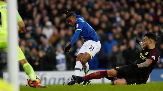 Image result for lookman vs man city